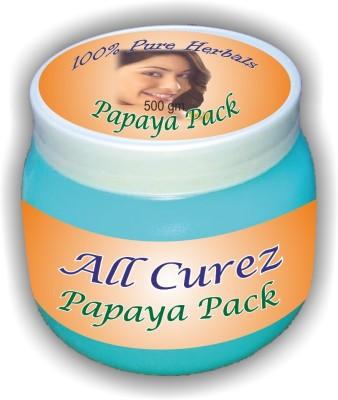 All Curez Papaya Face Pack (500 g)