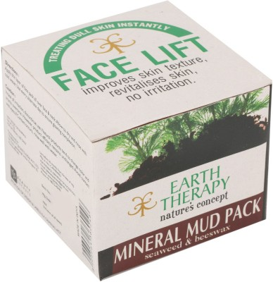 EARTH THERAPY Facelift Mineral Mud Pack