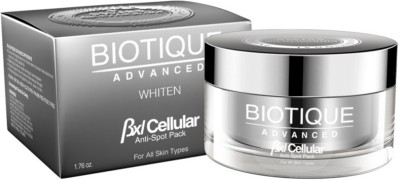 Biotique Advanced Bxl Cellular Anti-Spot Pack For All Skin Type
