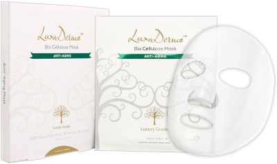 LuxaDerme Bio Cellulose Mask Anti-Aging