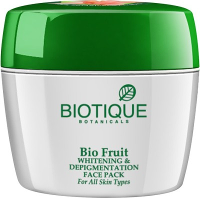 Biotique Bio Fruit Flawless Whitening & Depingmentation Face Pack