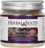 Herbal Roots Anti Tan Mix Fruit Pack - G...