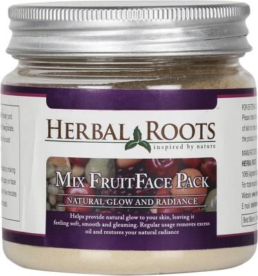 Herbal Roots Anti Tan Mix Fruit Pack - Glow & Skin Hydration