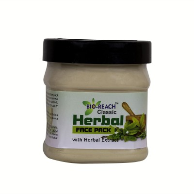 Bio Reach Herbal Face Pack