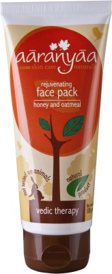 Aaranyaa Rejuvenating Face Pack-Honey-Oatmeal