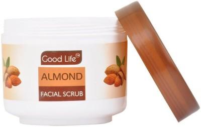 Good Life Almond Facial Scrub