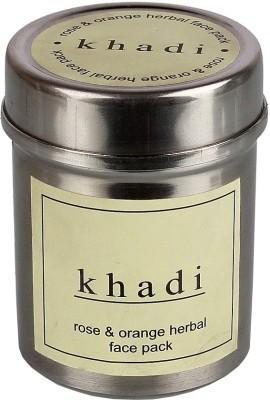 khadi Natural Rose & Orange Face Pack