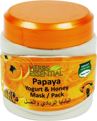 Herbs Essential Papaya Face Mask