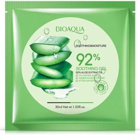 BIOAQUA Moisturizing Oil-control Nutritious Whitening Anti-Aging Face Mask Pack of 2