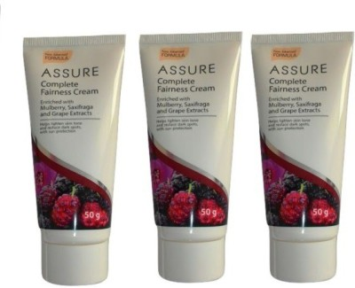 Assure Complete Fairness Cream