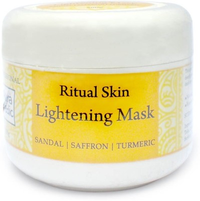 Auravedic Skin Lighening Mask with Sandal Saffron