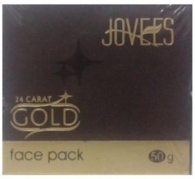 Jovees 24 Carat Gold Face Pack