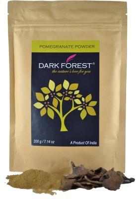 Dark Forest Pomegranate Peel Powder
