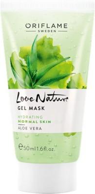 Oriflame Sweden Love Nature Gel Mask Aloe Vera