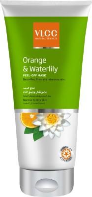 VLCC Orange & Waterlilly Peel-Off Mask