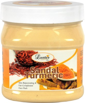 Luster Sandal & Turmeric Fair Complexion Creamy Pack