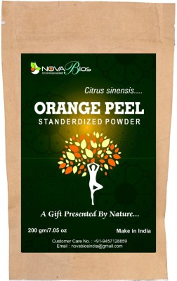 Nova Bios Orange Peel Powder