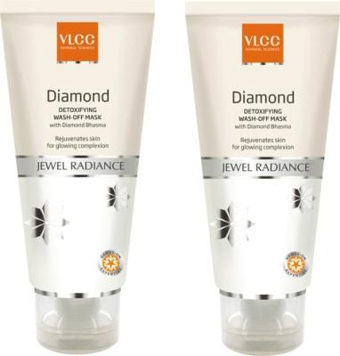 VLCC Diamond Mask Pack of 2