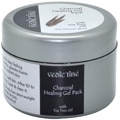 Vedic Line Charcoal Healing Gel Pack