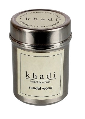 Khadi Herbal Sandalwood Herbal face pack