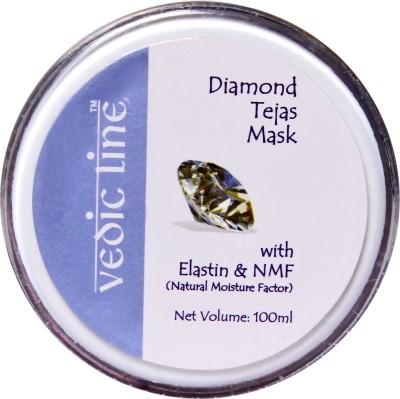 Vedic Line Diamond Tejas Mask