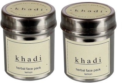 Khadi Herbal Lemon Face pack