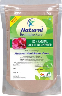 Natural Healthplus Care Rose Powder