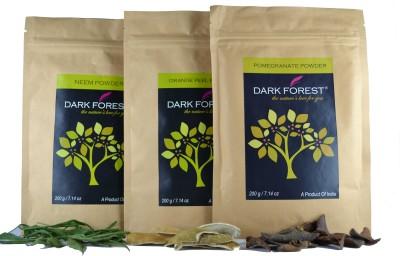 Dark Forest Skin Care Range