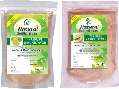 Natural Healthplus Care Lemon Multani Powder