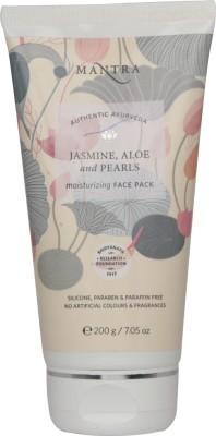 Mantra Jasmine Aloe & Pearl Moisturizing Face Pack