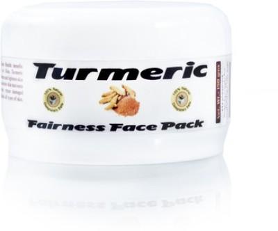Adidev Herbals Ayurvedic Turmeric Glow Face Pack