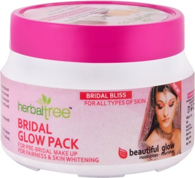 Herbal Tree Bridal Glow Face Pack