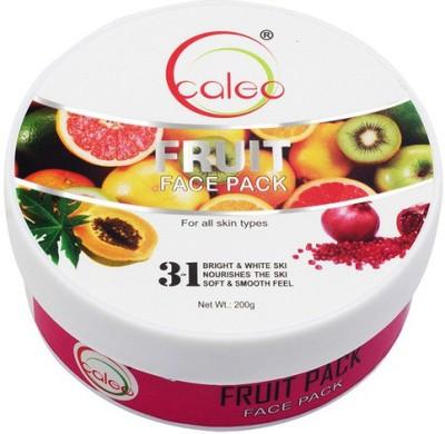 Caleo Fruit Face Pack