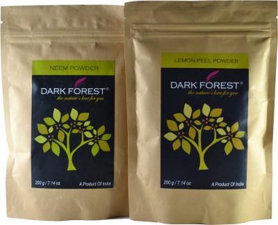 Dark Forest Neem + Lemon Combo