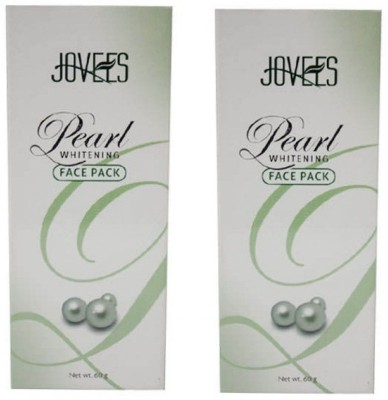 Jovees Pearl Whitening Face Pack (Pack of 2)