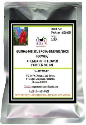 MG Naturals Gurhal-Hibiscus Flower Powder(500 g) at flipkart