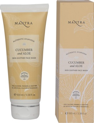 Mantra Cucumber & Aloe Skin Soother Face wash