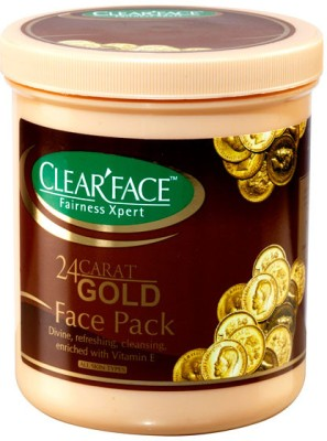 Clear Face 24K Gold Face Pack(600 g)