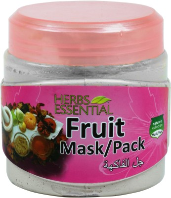 Herbs Essential Fruit Face Mask