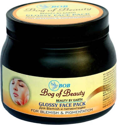 Bog Of Beauty Glossy Face Pack(500 ml)