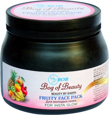Bog Of Beauty Fruity Face Pack(500 ml)