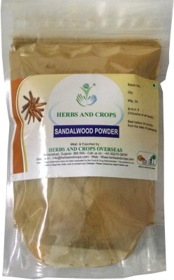 Herbs And Crops Sandalwood Powder Pack