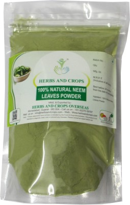 Herbs And Crops Neem Leaves Powder