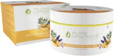 Pure Organics Skin Lightening Face Pack