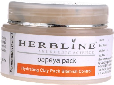 Herbline Papaya Face Pack