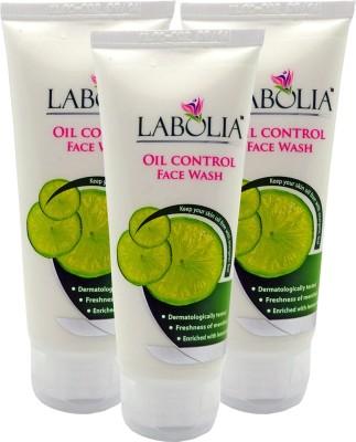 Labolia Oil Control Face Wash - 3 Nos. - (3 X 70 ML)
