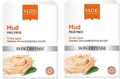 VLCC Mud Face Pack (Pack of 2)