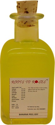 Roots To Roses Banana Peel Off Mask