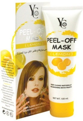 YC Peel - Off Mask With Lemon