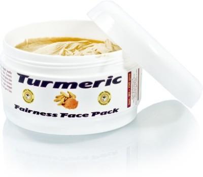 Adidev Herbals Skin Care Nourishing and Revitalising Turmeric Face Pack